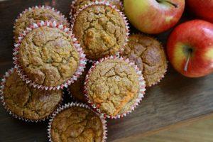 Süße Muffins ohne Zucker und Zuckeraustauschstoffe